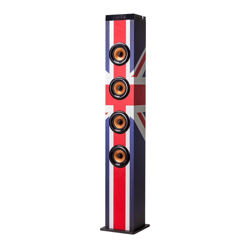 LY-Y02 Tower Speaker national flag