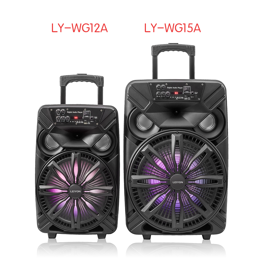 Portable Bluetooth speaker system(LY-WG12A)
